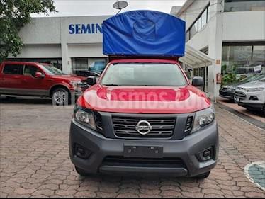 Nissan NP300 ESTACAS TM DH AC PAQ SEG 6 VEL usado (2018) color Rojo precio $275,000