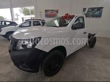 foto Nissan NP300 2.4L Chasis Dh  Paquete de seguridad usado (2018) color Blanco precio $255,000