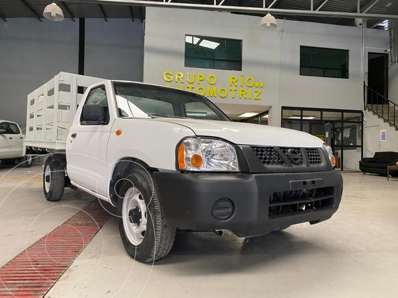 Foto Nissan NP300 2.4L Chasis Dh usado (2010) color Blanco precio $139,000