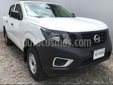 Foto venta Auto usado Nissan NP300 NP300 DOBLE CABINA S AC PAQ SEG (2019) color Blanco precio $295,000
