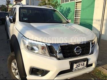 Foto venta Auto usado Nissan NP300 NP300 FRONTIER LE (2018) color Blanco precio $380,000