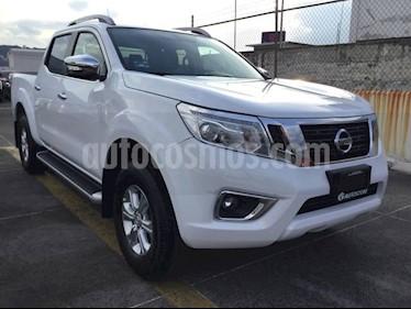 Foto venta Auto Seminuevo Nissan NP300 NP300 FRONTIER PLATINUM LE TM AC 6 VEL (2019) color Blanco precio $420,000