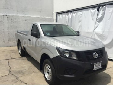 Foto venta Auto usado Nissan NP300 NP300 PICKUP TM DH AC 6VEL PAQ SEG (2019) color Plata precio $279,300