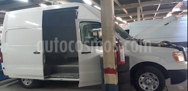 Nissan NV2500 4.0L V6 Ambulancia Toldo Alto usado (2013) color Blanco precio $190,000