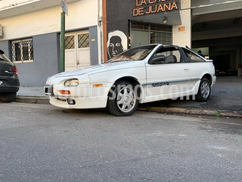 Nissan Nx Coupe TBR usado (1993) color Blanco precio $890.000