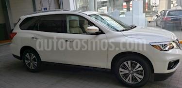 Foto venta Auto usado Nissan Pathfinder 5p Advance V6/3.5 Aut (2017) color Blanco precio $439,000