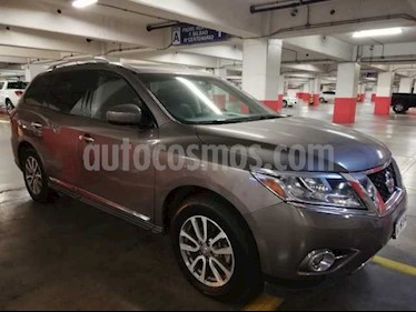 Nissan Pathfinder Advance 4x4 usado (2014) color Plata precio $13.350.000
