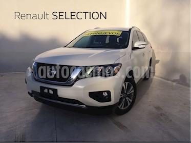 Foto venta Auto usado Nissan Pathfinder Advance (2017) color Blanco precio $479,000