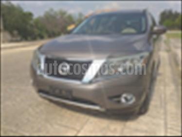 Foto venta Auto usado Nissan Pathfinder Advance (2014) precio $275,000