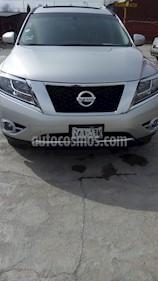 Nissan Pathfinder Advance usado (2015) color Plata precio $343,000