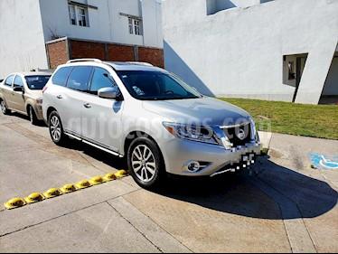 Foto venta Auto usado Nissan Pathfinder Advance (2015) color Plata precio $330,000