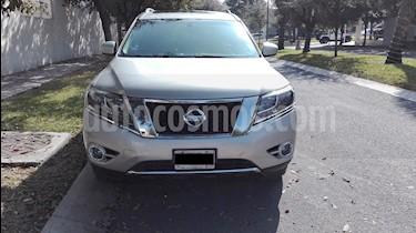 Foto Nissan Pathfinder Advance usado (2013) color Plata precio $285,000