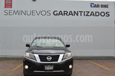 Foto Nissan Pathfinder Advance usado (2013) color Negro precio $224,900
