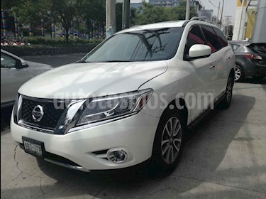 Foto Nissan Pathfinder Advance usado (2014) color Blanco precio $270,000