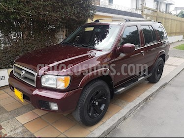 Nissan Pathfinder SUPERLUX M-A.- usado (2004) color Marron precio $26.500.000