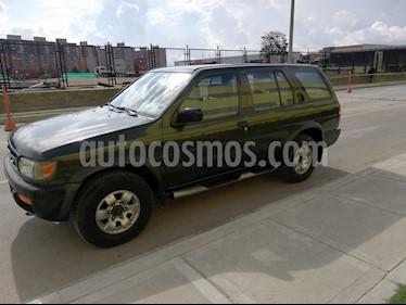 Nissan Pathfinder Sense usado (1998) color Verde precio $18.000.000