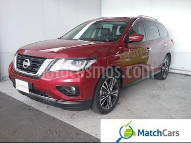 Foto venta Carro usado Nissan Pathfinder Exclusive Plus (2017) color Rojo precio $119.990.000