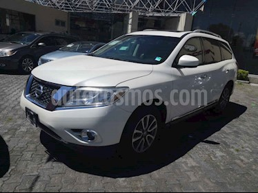 foto Nissan Pathfinder Exclusive usado (2015) color Blanco precio $285,000