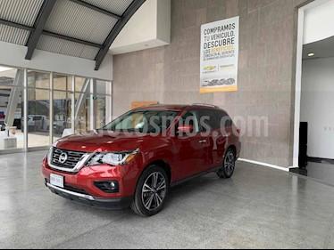 Foto Nissan Pathfinder Exclusive usado (2017) color Rojo precio $545,000
