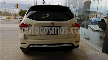 Nissan Pathfinder Exclusive usado (2014) color Blanco precio $270,000