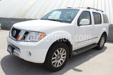 foto Nissan Pathfinder Exclusive usado (2012) color Blanco precio $210,000