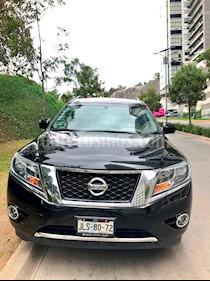 Nissan Pathfinder Exclusive usado (2014) color Negro precio $310,000