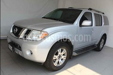 Nissan Pathfinder Exclusive usado (2012) color Plata precio $229,000
