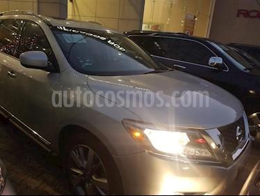 Foto venta Auto Seminuevo Nissan Pathfinder Exclusive (2014) color Plata precio $300,000