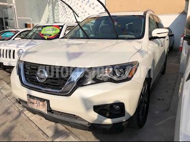 Foto Nissan Pathfinder Exclusive usado (2017) color Blanco precio $439,900