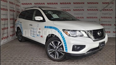 Foto Nissan Pathfinder Exclusive usado (2019) color Blanco precio $680,000