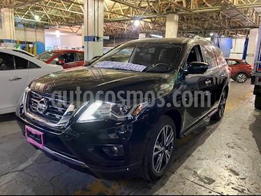 Nissan Pathfinder Exclusive usado (2018) color Negro precio $449,900