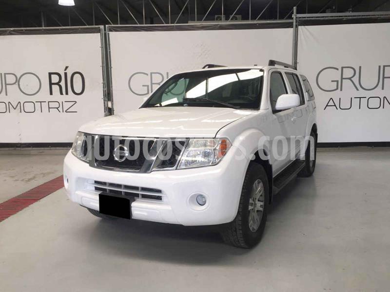 Nissan Pathfinder SE 4x2 Comfort usado (2010) color Blanco precio $145,000