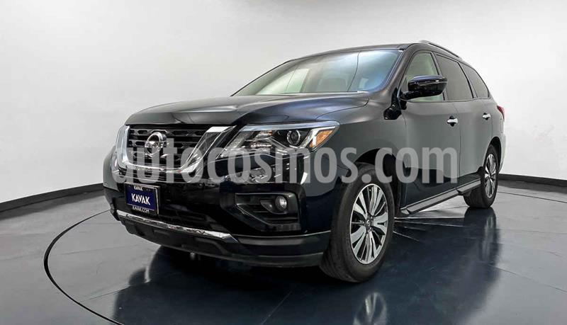 Nissan Pathfinder Advance usado (2018) color Negro precio $422,999