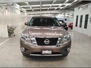 Nissan Pathfinder 5P EXCLUSIVE V6/3.5 AUT usado (2014) precio $260,000