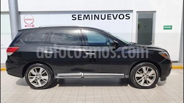 Nissan Pathfinder Exclusive usado (2014) color Negro precio $269,000