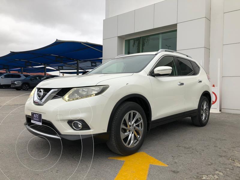 Foto Nissan Pathfinder Advance usado (2016) color Blanco precio $394,000