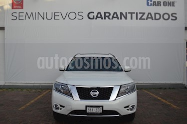 Nissan Pathfinder Advance usado (2014) color Blanco precio $239,900