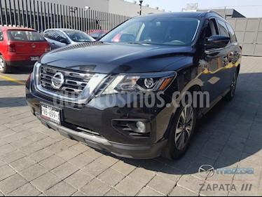 Nissan Pathfinder Advance usado (2018) color Negro precio $450,000