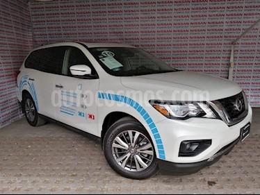 Nissan Pathfinder Advance usado (2019) color Blanco precio $540,000
