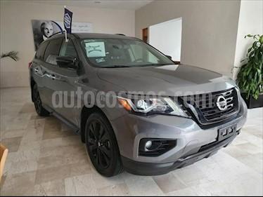 Nissan Pathfinder Exclusive usado (2018) color Gris precio $579,000