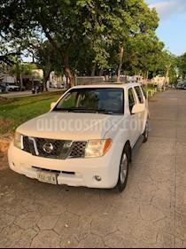 Nissan Pathfinder LE 4x4 Luxury usado (2006) color Blanco precio $110,000