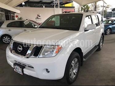 Foto Nissan Pathfinder Sense usado (2012) color Blanco precio $199,000