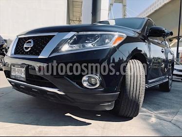 Nissan Pathfinder NP EXCLUSIVE usado (2016) color Negro precio $360,000