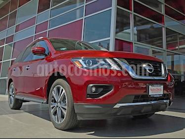 Nissan Pathfinder Advance usado (2018) color Rojo precio $559,000