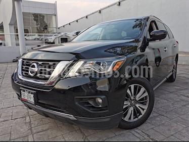 Nissan Pathfinder Advance usado (2018) color Negro precio $430,000