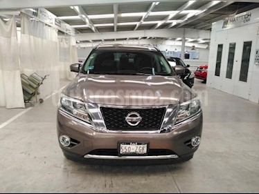Nissan Pathfinder 5P EXCLUSIVE V6/3.5 AUT usado (2014) precio $270,000
