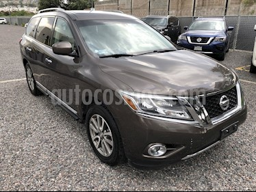 Foto venta Auto usado Nissan Pathfinder PATHFINDER ADVANCE (2016) precio $349,000