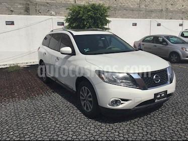Foto venta Auto usado Nissan Pathfinder PATHFINDER ADVANCE (2013) color Blanco precio $245,000