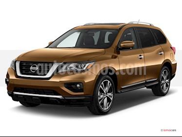 Foto venta Auto Seminuevo Nissan Pathfinder PATHFINDER ADVANCE (2018) color Negro precio $581,497