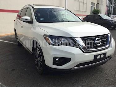 Foto venta Auto usado Nissan Pathfinder PATHFINDER EXCLUSIVE AWD (2018) color Blanco precio $670,000